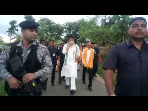 Tripura CM on Free ration to tribal people