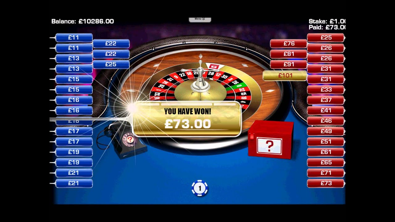 How to deal roulette what is the green slot in roulette