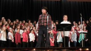 YSMS Holiday Concert, December 8, 2016