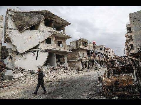 استئناف الحملة العسكرية على آخر جيب لداعش  - نشر قبل 2 ساعة