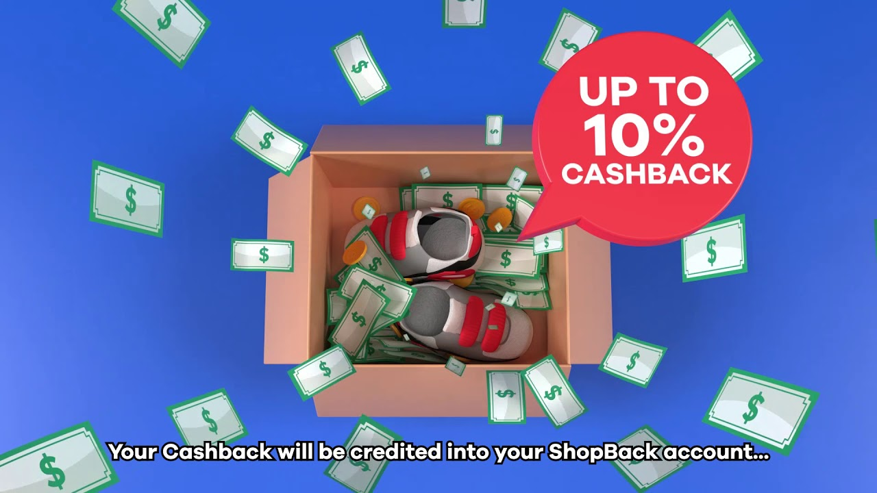 This ShopFest, don't shop without ShopBack!