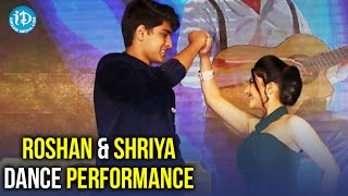 Roshan And Shriya Sharma Dance Performance - Nirmala Convent || #Nagarjuna, Roshan Saluri