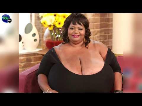 10 mujeres increibles con los senos mas grandes