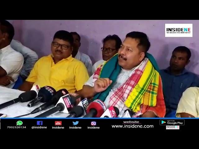 MP Naba Kumar Sarania