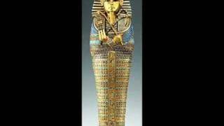ancient egypt tomb paintings and treasure