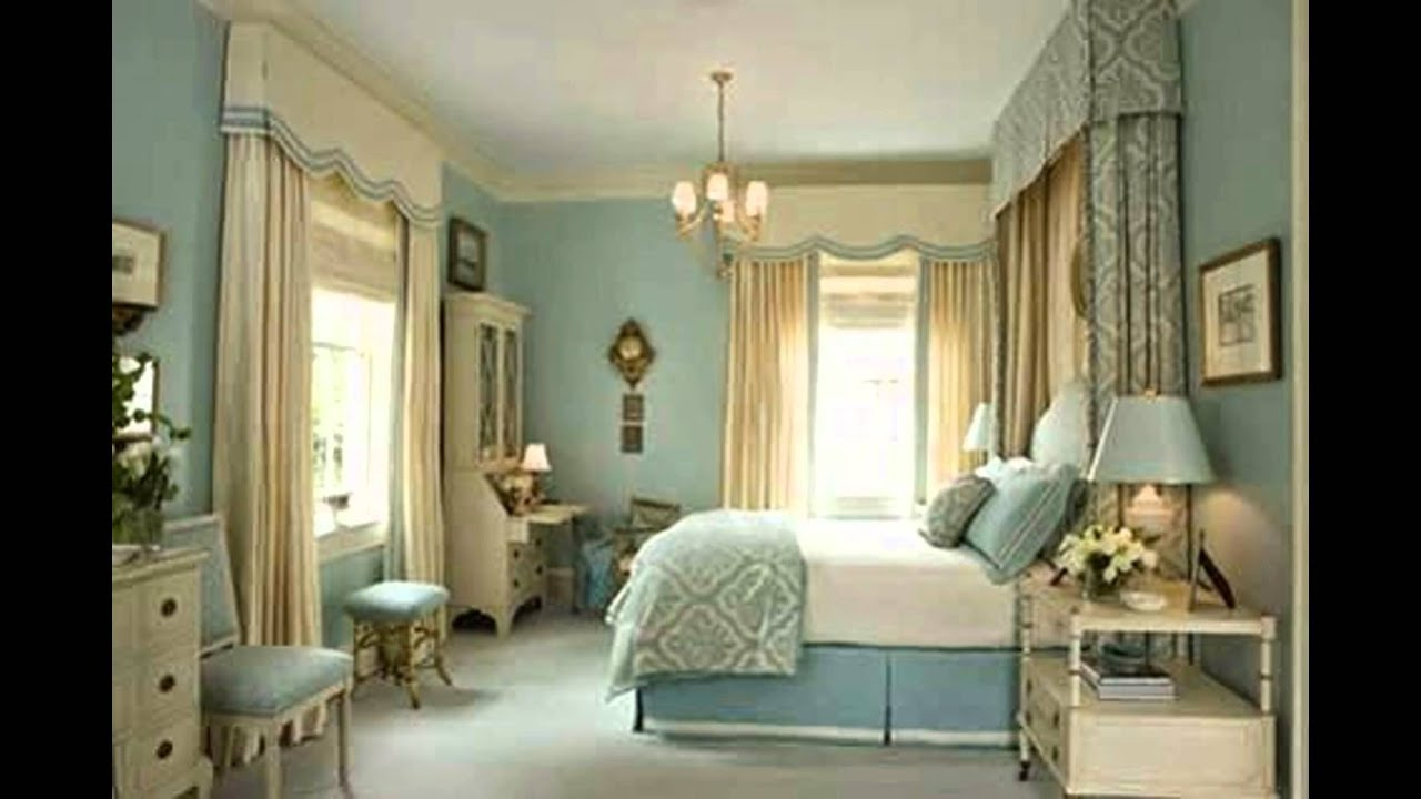 ideas for bedroom colors youtube - Bedroom Scheme Ideas