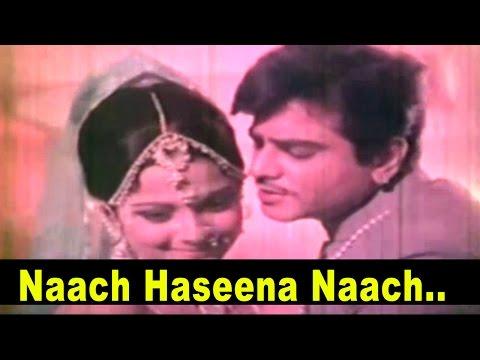 Naach Haseena Naach - Super Hit Song - Mukesh, Ranu @ Ek Bechara - Jeetendra, Rekha, Vinod Khanna