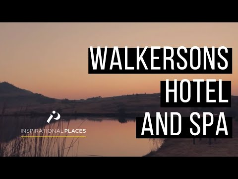 WALKERSONS HOTEL AND SPA. Dullstroom, South Africa
