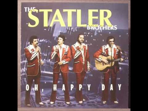 The Statler Brothers - I'm Not Quite Through Crying