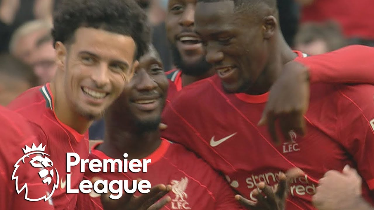 Download Naby Keita nets Liverpool's third v. Crystal Palace   Premier League   NBC Sports