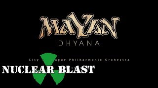 MAYAN - Recording Orchestra For  'DHYANA' (OFFICIAL TRAILER)
