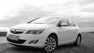 Opel Astra J 1.4 Turbo (Preview)