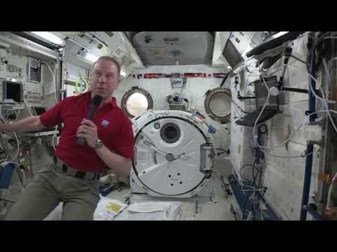 Q&A with astronaut Tim Kopra, EMBAG2013, from ISS | London Business School