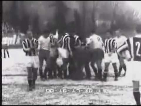 Marzotto Valdagno - Udinese 0-2 8.1.1956