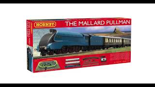 Hornby | R1202 Mallard Pullman Train Set
