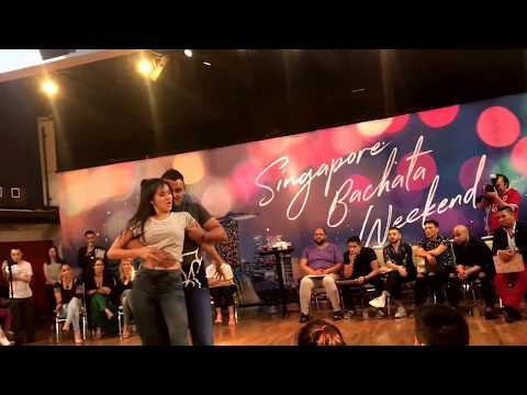 Jack & Jill Singapore Bachata weekend 2017 Rachel