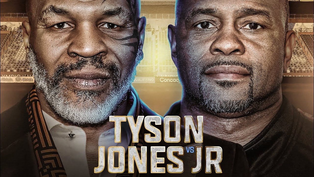 EPIC PROMO Mike Tyson vs Roy Jones jr (Boxing King Media Special)