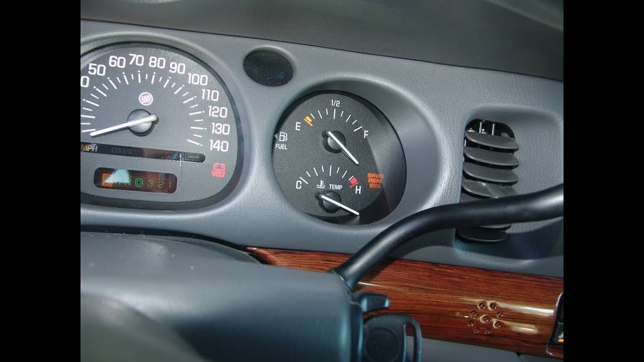 Maxresdefault on 2002 Buick Lesabre Dashboard