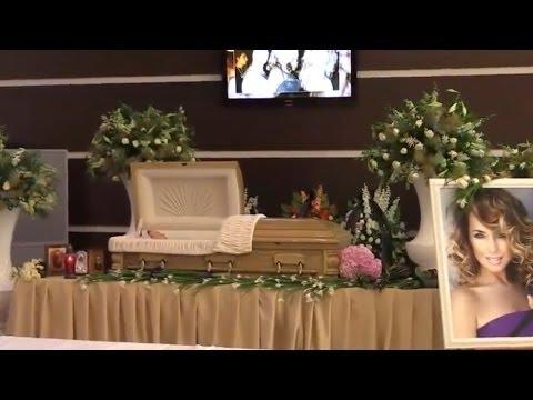 фото похорон жанны фриске