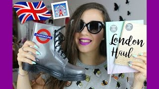 HUGE LONDON SUMMER HAUL! Primark, jellyjolly & Poundland