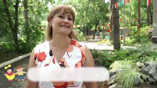 """Видео визитка к юбилею """"Детский сад № 1, Хабаровск. Нам 10 лет!"""""""