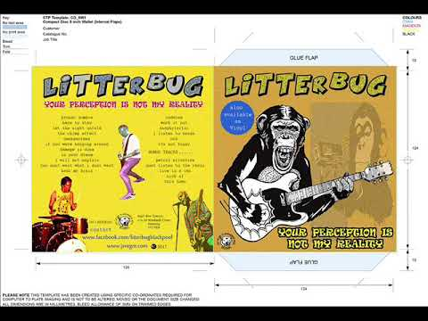 Litterbug - your perception is not my reality (full album)