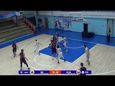 НБА 16.01.2021  МБК - БК СКА