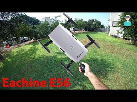 Eachine E56 - Selfie Drone With Gravity Sensor Control