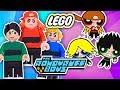 🌈 THE ROWDYRUFF BOYS 😡 LEGO Minifigures – BRICK, BOOMER & BUTCH - Toys Transformatios
