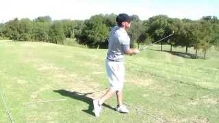 PGA Tour Level Ballstriking by Kevin Ward Part 1: coached by Matt Christian