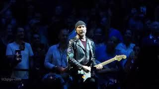 U2 Pride (In The Name Of Love), Paris 2018-09-09 - U2gigs.com