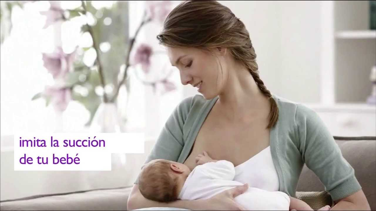 youtube avent manual breast pump