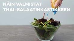 Thai-salaatinkastike