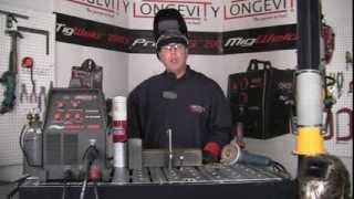Longevity Migweld 200s Stick Welding With A Downdraft Table From Avani Environmental