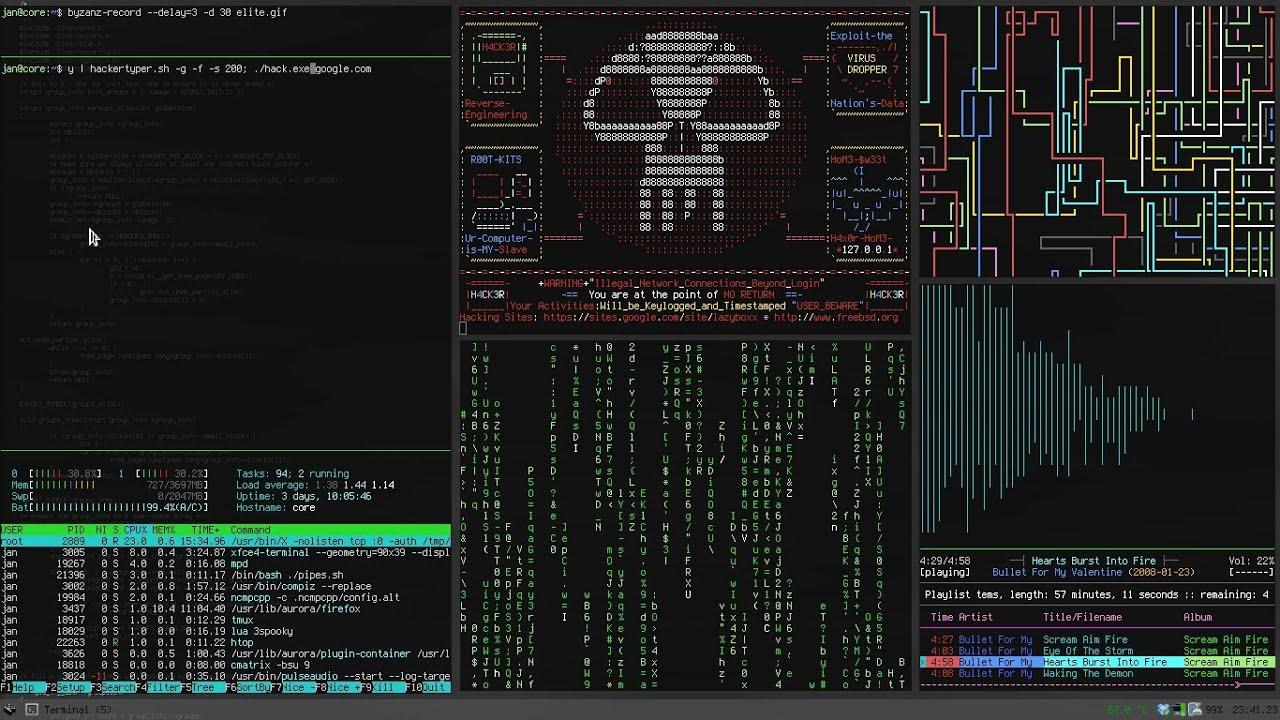 loic logiciel de hack