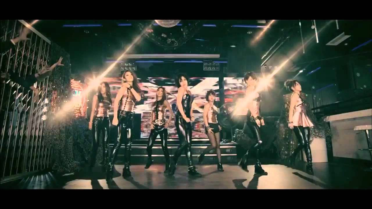T-ARA (티아라) — Lovey-Dovey (Zombie Ver ) | cassiojyj