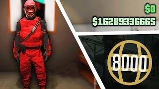 ЭТОТ АККАУНТ В ГТА ОНЛАЙН СТОИТ 10000$! САМЫЙ ДОРОГОЙ АККАУНТ В GTA ONLINE! | DYADYABOY 🔥