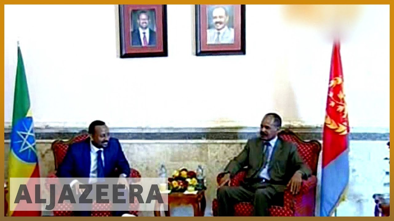 ?? ?? Eritrea President Isaias Afwerki in Ethiopia for landmark visit | Al Jazeera English