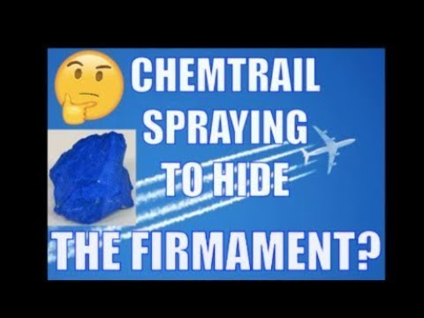 Flat Earth   Chemtrails, The Firmament, and The Sky Stone   Connecting the Dots thumbnail