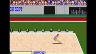 World Sports Competition (TurboGrafx-16)