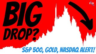 Is GOLD's Volatility Signalling A Crash On The Stock Market? The Warning Indicator! [SP500 Analysis]