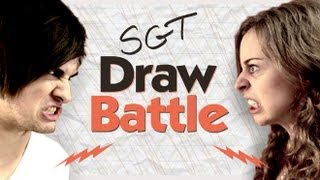 Draw Battle With Smosh