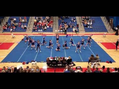 Caroline High School at Cavalier Cheer Challenge 2019