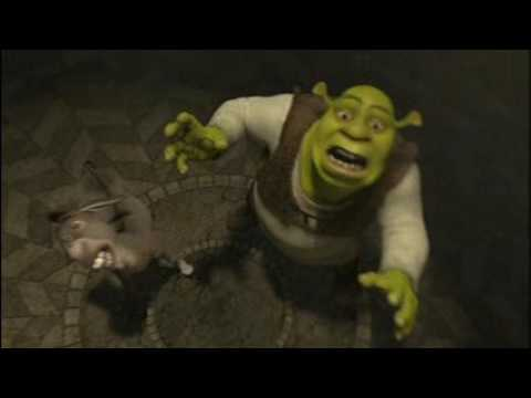 Shrek 2 Accidentally in Love Music Video
