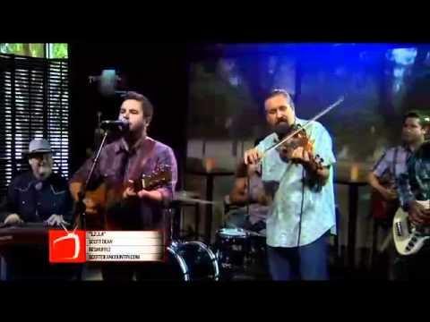 Country Music Artist Scott Dean sings 1234 in the Troubadour, TX Listening Room
