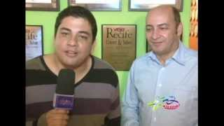 Entrevista com o Chef César Santos - CELEBS PE by Antônio Bernardi
