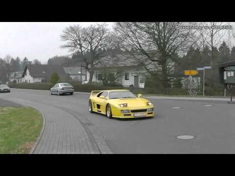 Ferrari F48 Koenig Specials