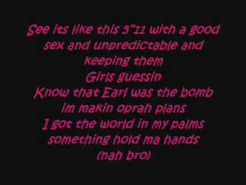 New Boyz Cashmere lyrics
