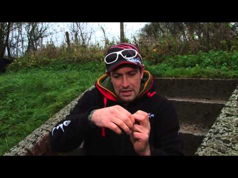 ::FOX RAGE TV:: Julian Chidgey's Guide to Drop Shotting