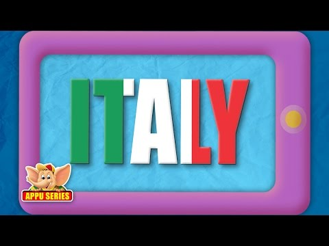 Must Know Facts About Italy